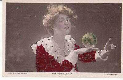 Vintage Postcard, Gabrelle Ray Early 1900s Super Model (y) Postage combined.
