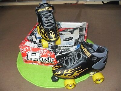Bauer classic quad roller skate size 7,7.5,8 Krypto/Sims,Not Bauer Turbo 33..