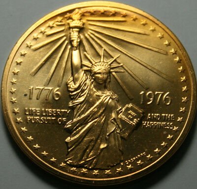 * 1976 Medal from US Mint American Revolution COIN ONLY [AN02]