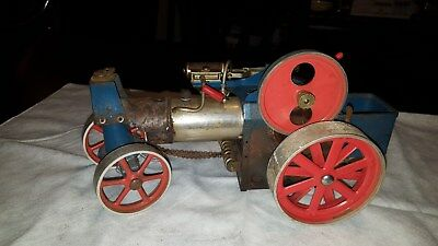 Wilesco Traction Engine for restoration