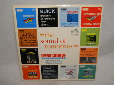 DYNAGROOVE - THE SOUND OF TOMORROW - BUICK Riviera 1964 - RCA SP/SPS-33-204