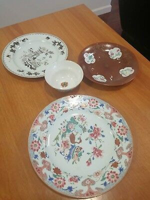 Chinese qing dynasty porcelain
