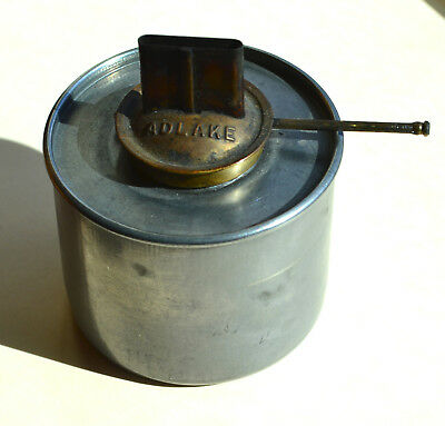 Adlake lantern fount & burner, fits A&W 1909, 1913, Kero and other makes, font
