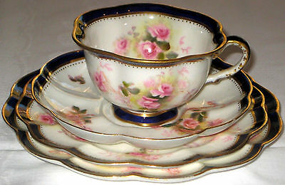 George Jones Crescent China 1336 (32 pieces)