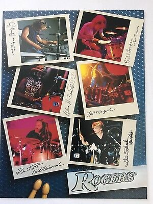 ROGERS DRUM OUTFIT CATALOG 1983 - Lot 52