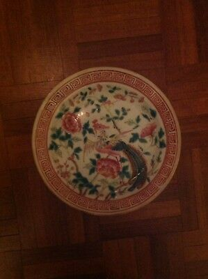 A Nonya / Straits chinese Plate