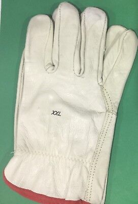 Pair 2 Extra-Large Welding Gloves MIG Industrial PPE Gear