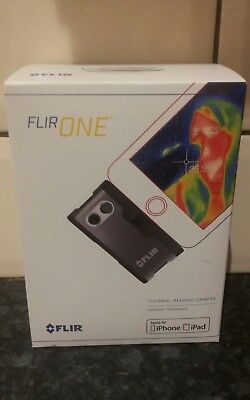 Flir One iOS Gen 3 (Latest) Thermal Imaging Camera For iPhone/iPad RRP £249