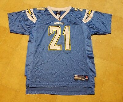 LaDanian Tomlinson San Diego Chargers Reebok Jersey Size Youth XL - Lightly Worn
