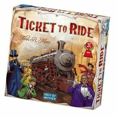 Ticket to Ride- NEW Board Game - AUS Stock