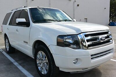 2014 Ford Expedition LIMITED Sport Utility 4-Door 2014 FORD EXPEDITION LIMITED Loaded SUNROOF / GPS /DVD 5.4L V8 NO RESERVE