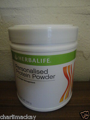 Herbalife Protein Powder New & Sealed AUSTRALIAN PRODUCT EXP: 11/2018