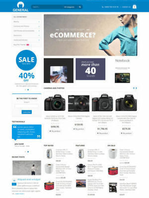 All In One: Amazon, eBay, Aliexpress & Evento market Affiliate Website For Sale!