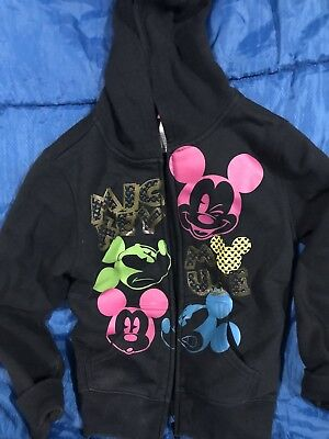 Girls Disney Sweatshirt size medium