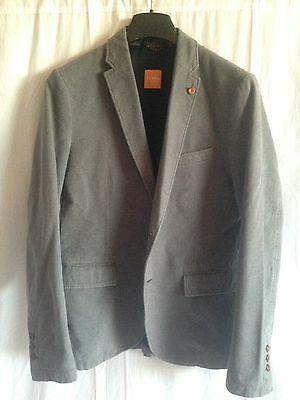 Hugo Boss Orange Unstructured Sportscoat Blazer 38
