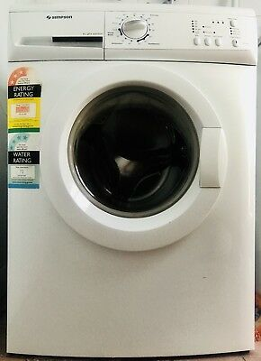 Simpson 7kg Front Loader Washer (MUST PICK UP MAR 22-27!)