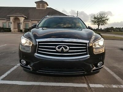2015 Infiniti QX60 AWD with Premium & Premium Plus Packages 2015 Infiniti QX60 AWD with Premium & Premium Plus Packages