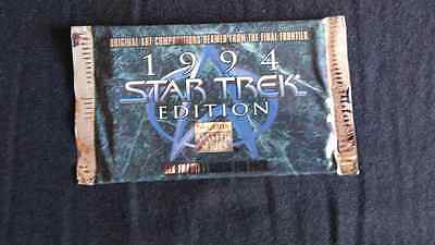 Star Trek - 1994 Star Trek Edition - Master Series - Booster Pack -  Ovp -