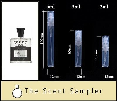 Aventus by Creed - Choose your sample size (2ml, 3ml or 5ml)