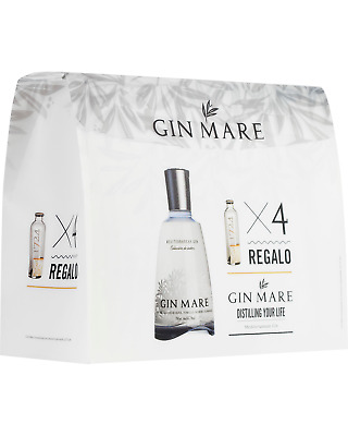 Gin Mare 700mL & Tonic Pack