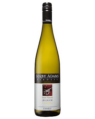Sorby Adams Jellicoe Riesling 2013 case of 6 Dry White Wine 750mL Eden Valley