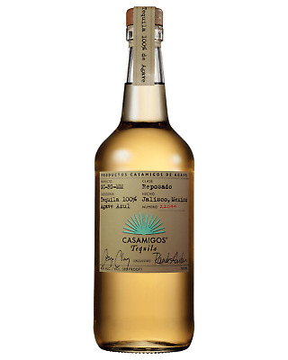Casamigos Reposado Tequila 700mL bottle