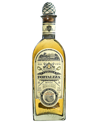 Tequila Fortaleza Anejo 750mL case of 6