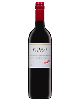 Penfolds St Henri Shiraz 2009 case of 6 Dry Red Wine 750mL