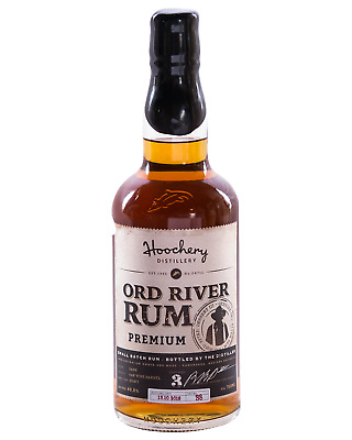 Hoochery Distillery Ord River Premium Rum 750mL case of 6