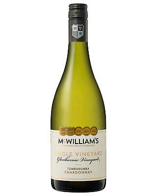 McWilliam's Single Vineyard Tumbarumba Chardonnay case of 6 Wine 750mL
