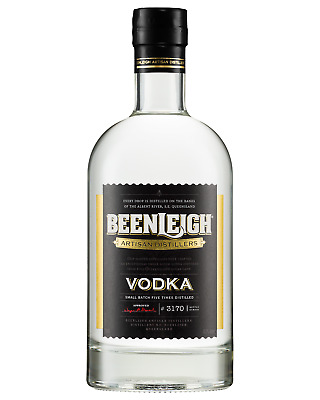Beenleigh Vodka 700mL case of 6