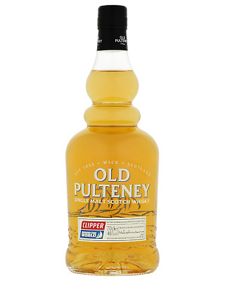Old Pulteney Clipper Single Malt Scotch Whisky 700mL bottle Highland