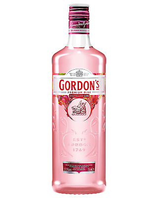 Gordon's Pink Gin 700mL case of 6