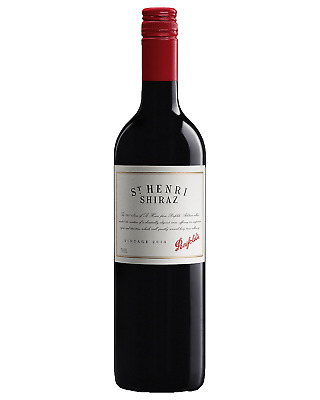 Penfolds St Henri Shiraz 2014 case of 6 Dry Red Wine 750mL