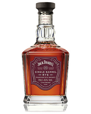 Jack Daniel's Single Barrel Rye Whiskey 700mL bottle