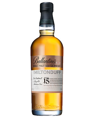 Ballantine's Miltonduff Scotch Whisky 700mL case of 6