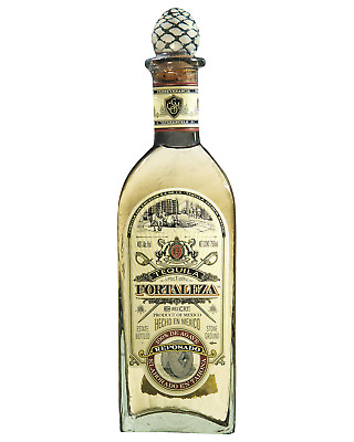Tequila Fortaleza Reposado 750mL bottle