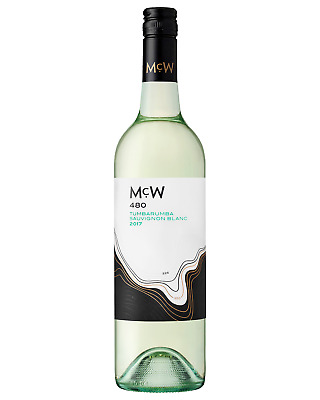 McWilliam's McW 480 Tumbarumba Sauvignon Blanc case of 6 Dry White Wine 750mL