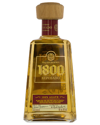 1800 Reposado Tequila 700mL bottle