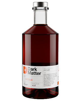 Dark Matter Spiced Rum bottle 700mL