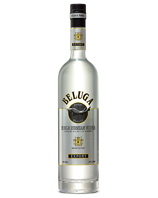 Beluga Noble Vodka 700mL bottle Russian Vodka