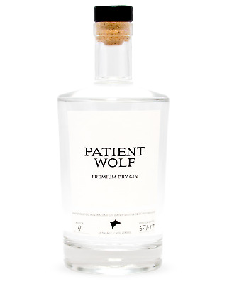 Patient Wolf Gin 700mL case of 6