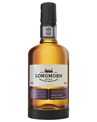 Longmorn Distillers Choice Scotch Whisky 700mL case of 6 Single Malt Scotch