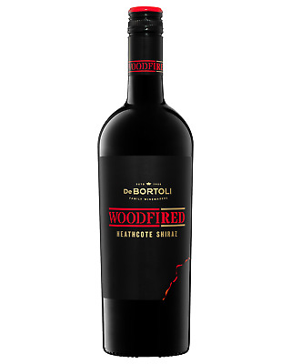 De Bortoli Woodfired Heathcote Shiraz bottle Dry Red Wine 750mL