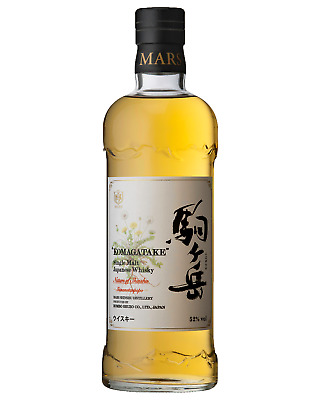 Mars Komagatake Shinanotanpopo Single Malt Whisky 700mL bottle Japanese Whisky