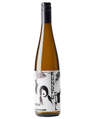 Charles Smith Kung Fu Girl Riesling case of 6 Dry White Wine 750mL