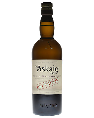 Port Askaig Islay 100� Proof Single Malt Scotch Whisky 700mL bottle