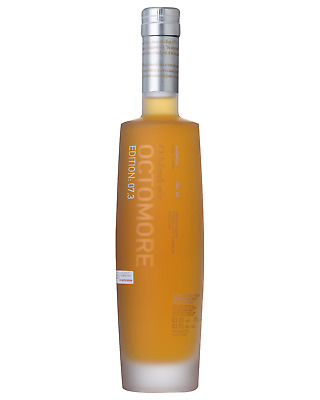 Bruichladdich Octomore 7.3 Scotch Whisky 700mL case of 6 Single Malt Islay