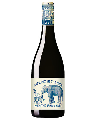 Elephant In The Room Pinot Noir case of 6 Dry Red Wine 750mL