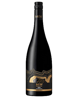 McWilliam's McW Reserve 660 Canberra Syrah case of 6 Dry Red Wine 750mL